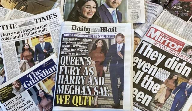 Abdicación, muerte, divorcios... Los escándalos de la familia real británica