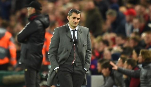Barcelona cesó a Valverde y contrató a Setién