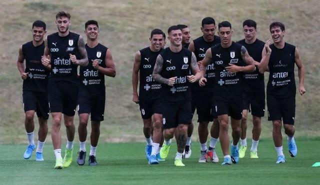 Sub23: Uruguay partió hacia Colombia por un lugar en los Juegos Olímpicos