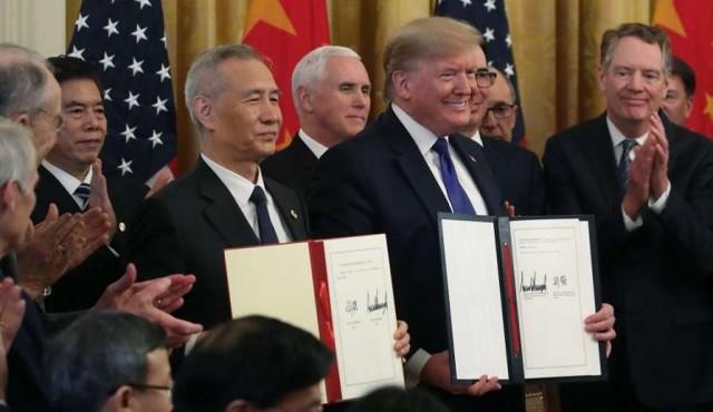 Las fases de las negociaciones comerciales entre China y Estados Unidos