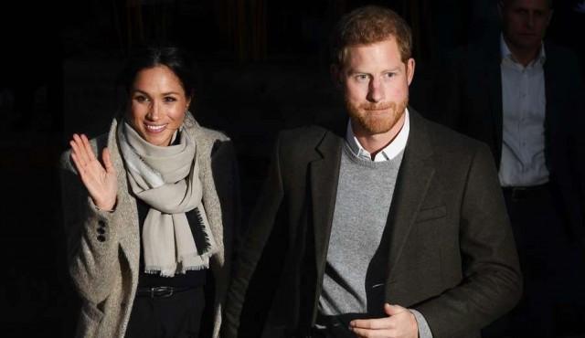 Netflix revela su interés en trabajar con el príncipe Enrique y Meghan Markle
