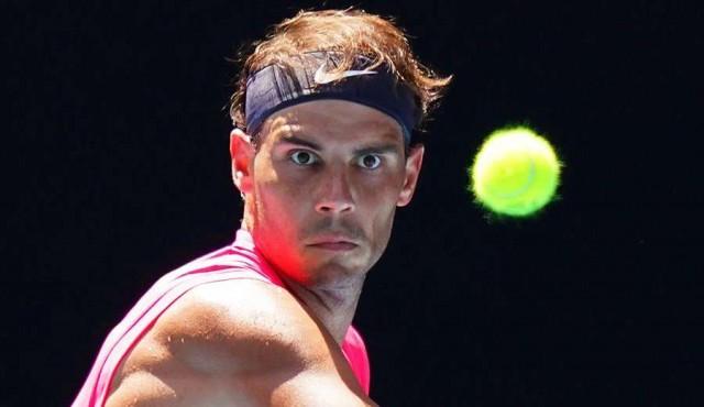 Nadal brilla y Zverev deslumbra en el Abierto de Australia