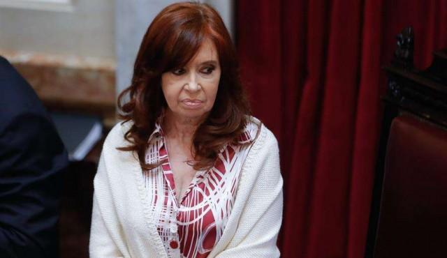 """Cristina Fernández fue sobreseída en la causa del """"dólar futuro"""""""