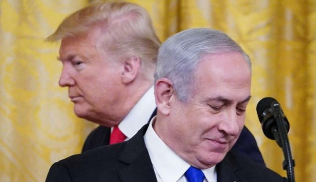 Plan de paz de Trump favorable a Israel recibe rotundo rechazo palestino