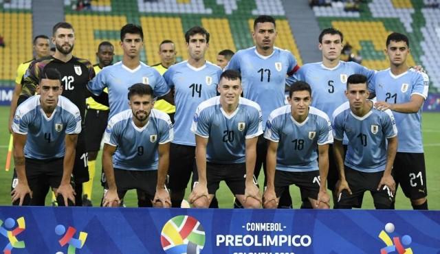 Uruguay se quedó con el último cupo a la fase final del Preolímpico