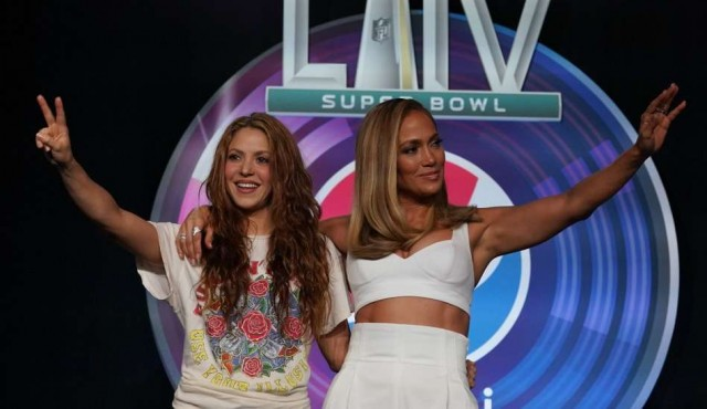 J-Lo y Shakira, una inyección latina en el Superbowl