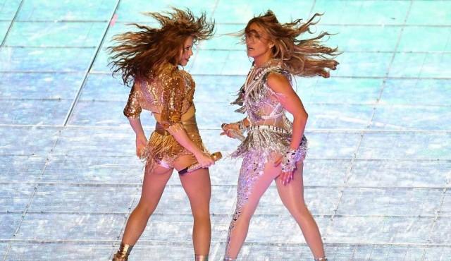 Shakira y Jennifer López ponen a bailar a Miami en el Super Bowl