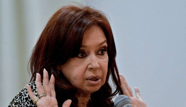 Cristina Kirchner eximida de toda orden de detención