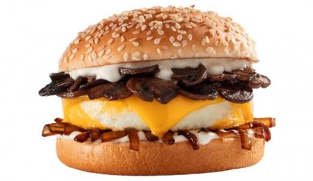 Llegó el Festival de Veggie a McDonald's