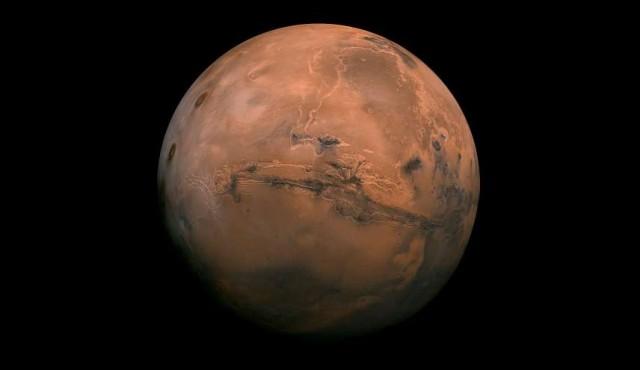 El planeta Marte tiembla y revela algunos de sus secretos