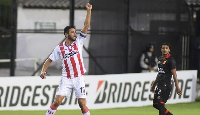 River sigue adelante en la Sudamericana