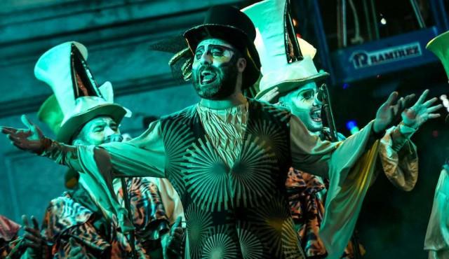 El fixture de la Liguilla de Carnaval