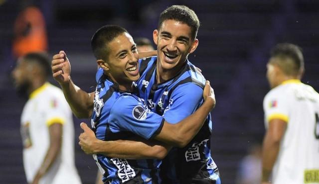 Liverpool goleó a Llaneros y avanzó en la Sudamericana