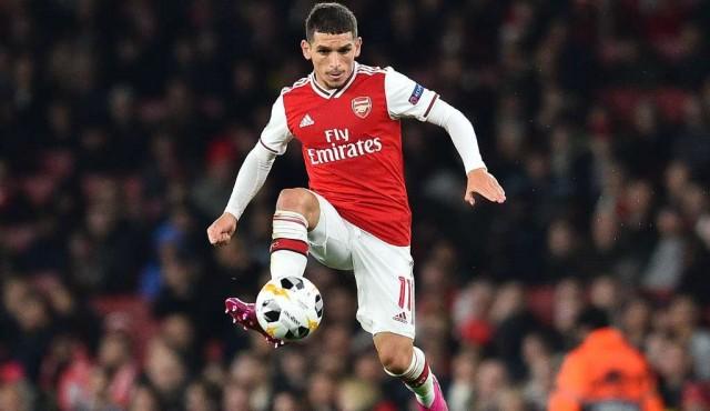 Lucas Torreira se fracturó un tobillo y es duda para la Copa América