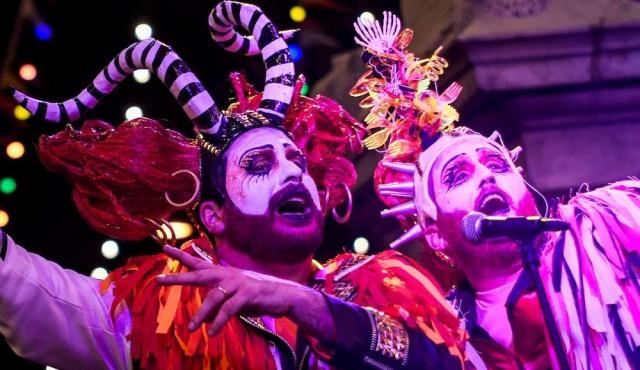 Los ganadores del Carnaval 2020