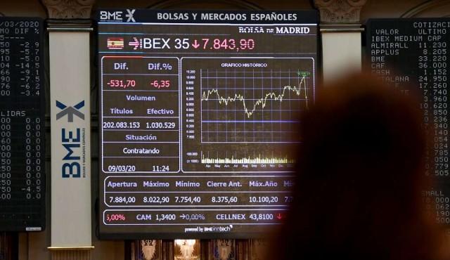 El precio del petróleo se hunde por la guerra de precios desatada por Arabia Saudita