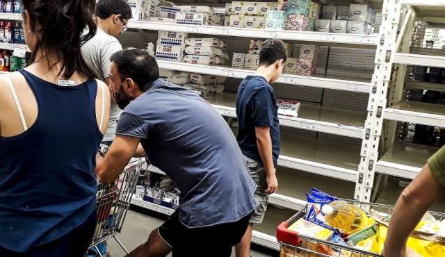 """Supermercados: """"no necesario el abastecimiento excesivo"""""""