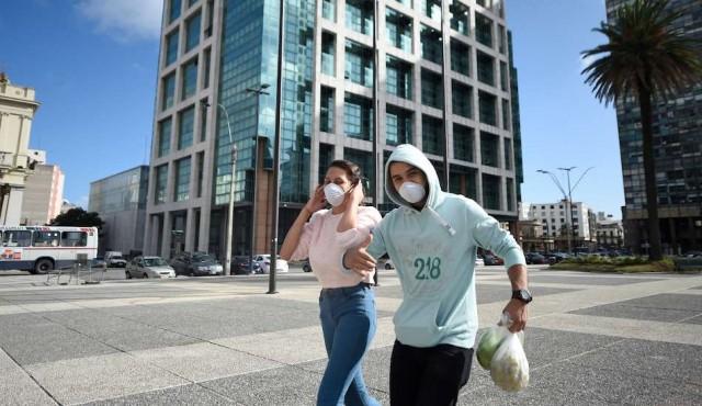 Hay 135 casos de coronavirus confirmados en Uruguay