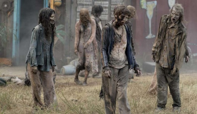 El coronavirus pospone el final de The Walking Dead