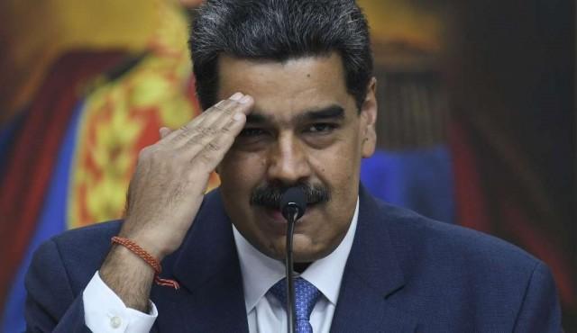 """EEUU inculpa de """"narcoterrorismo"""" a Maduro y ofrece millonaria recompensa para detenerlo"""