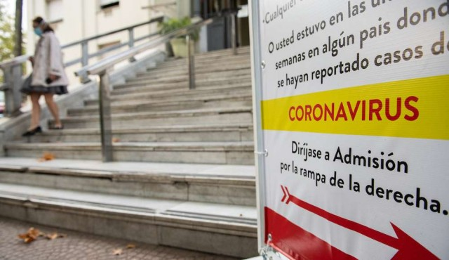 El Covid-19 es una enfermedad laboral para el personal de la salud