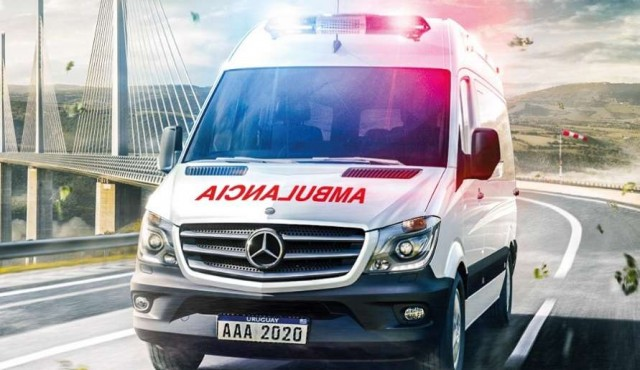 Mercedes-Benz brinda servicio técnico con mano de obra gratuita a ambulancias ante emergencia sanitaria