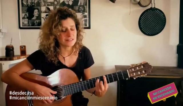 """""""Mi canción, mi escenario"""", la Sala Zitarrosa """"desde casa"""""""