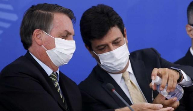 Mandetta, un ministro acróbata entre Bolsonaro y la realidad del coronavirus