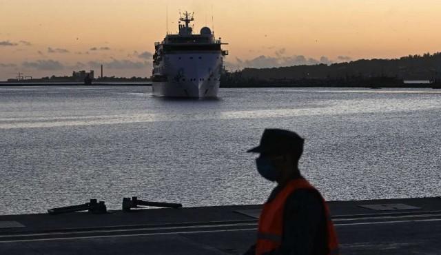Realizarán segundo corredor humanitario para pasajeros del Greg Mortimer — Uruguay