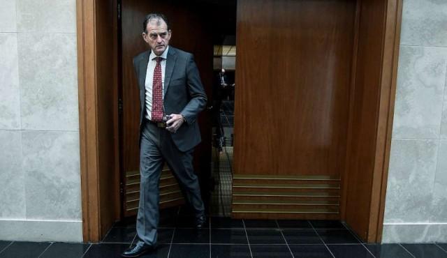 Qué dice el dictamen fiscal que Manini evitará responder