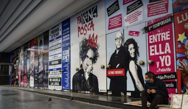 El amor al teatro lleva a los argentinos a seguirlo online en la cuarentena