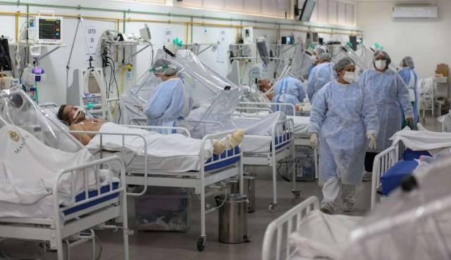 América Latina, un nuevo epicentro de la pandemia de coronavirus