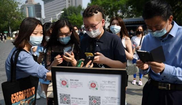 Aplicación para clasificar a la gente según higiene de vida causa revuelo en China