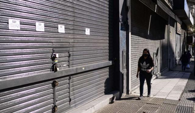 PIB de Argentina se contrajo 19,1% en segundo trimestre