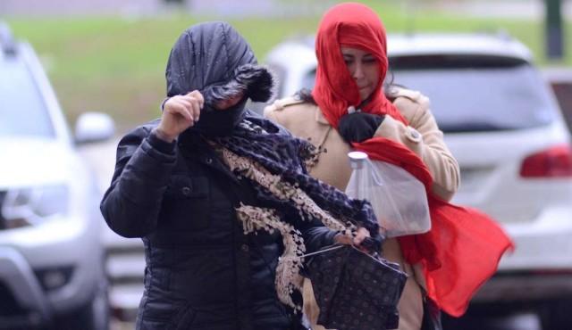 Ola de frío en todo el país hasta el domingo