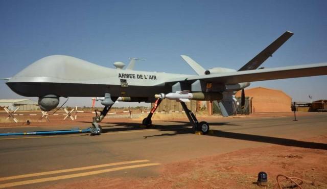 Unos 40 países recurren ya a drones armados