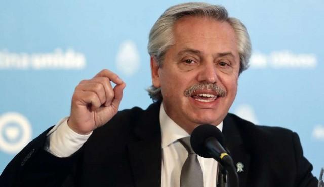 """Alberto Fernández quiere terminar con los """"odiadores seriales"""""""