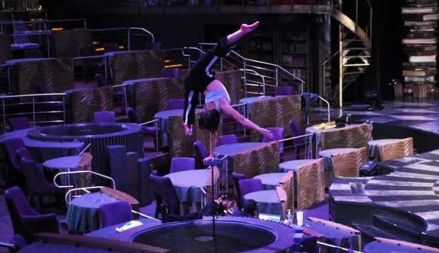 Cirque du Soleil vuelve en el Caribe mexicano pese a pandemia y crisis