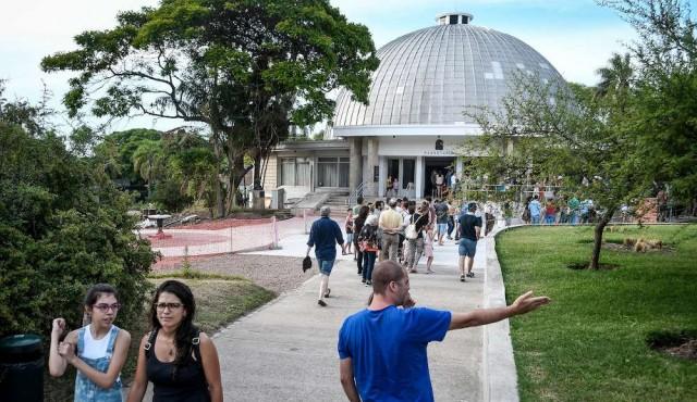 Reabren el Parque Lecocq y el Planetario