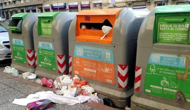 Clasificación de residuos domiciliarios: Canelones ha sido más eficiente que Montevideo
