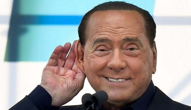 """Berlusconi y la jet-set italiana golpeados por """"la maldición"""" del verano"""