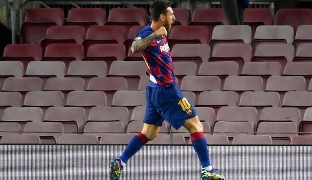Messi cumple veinte años de récords y éxitos en el Barcelona