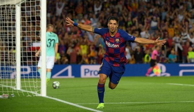 Luis Suárez llega con sus goles al Atlético de Simeone