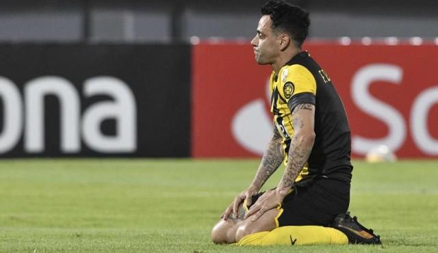 Peñarol perdió en Bolivia