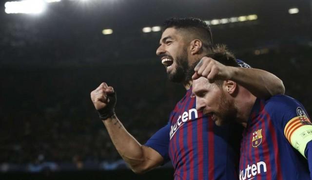 """Messi a Suárez: """"te quiero mucho, los quiero mucho. Hasta pronto, amigo"""""""