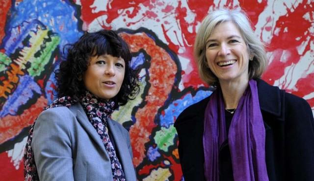 Dos mujeres genetistas de Francia y EEUU ganan el Nobel de Química