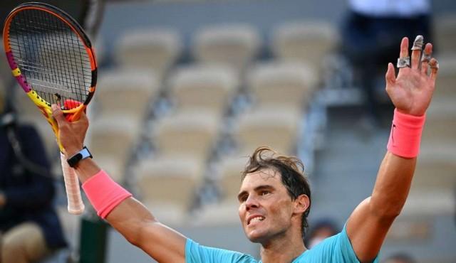 Nadal aprieta la carrera con Federer y Djokovic por ser el mejor de la historia