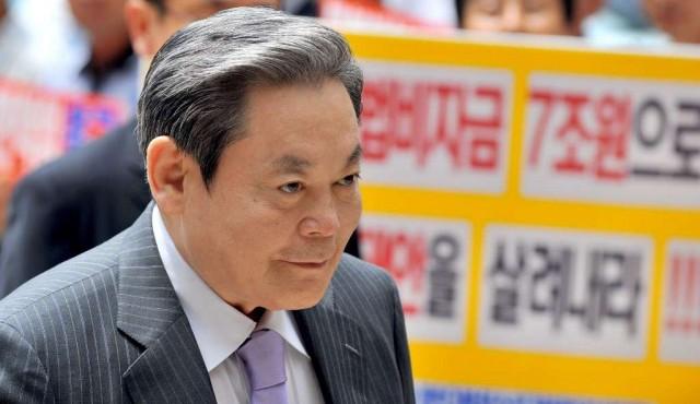 """Lee Kun-hee, el """"rey ermitaño"""" del imperio Samsung"""