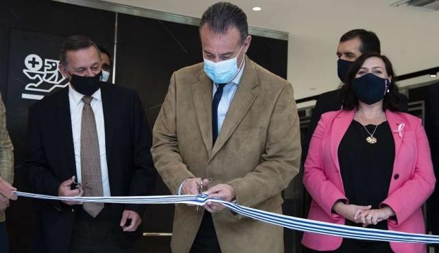 El Hospital Británico inauguró moderno policlínico