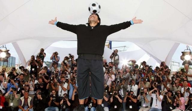 Maradona, el D10S polémico cumple 60 años